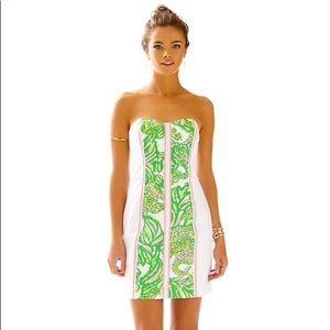 Lilly Pulitzer Angela Strapless Dress